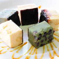 ラ・ヴェリテ - 人気のカタラーナ!5種類の味が楽しめます。