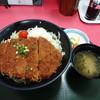 レストラン 峠 - 料理写真:ソースカツ丼