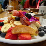 Kaila Cafe&Terrace Dining - オリジナルパンケーキ