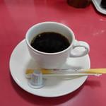 レストラン 峠 - ホットコーヒー