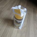 ディーン&デルーカ カフェ - ゼリー 3pcs 1512円