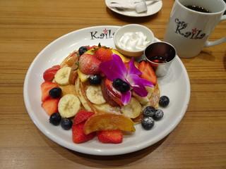 Kaila Cafe & Terrace Dining 渋谷店 - オリジナルパンケーキ