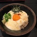はちよう - 山かけ蕎麦♫780円