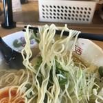 博多金龍 - 麺。