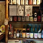 ホルモン酒場 焼酎家「わ」 - 店内の雰囲気