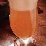 Osteria 吉田PASTA BAR - あふれるビール