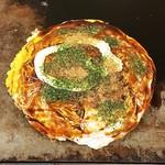 もだん焼 フジ - 料理写真: