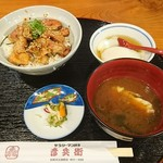 70265762 - 日替わりランチ(豚丼)