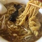 大雅 - 中ちぢれ麺