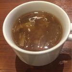 チャイナ ダイニング サクラ - ふかひれスープ