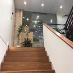 サルタヒコ - お店への階段。