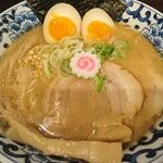 東京駅 斑鳩 - 東京駅らー麺1,000円(税込)