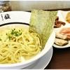 中華そば馥 - 料理写真:冷しらーめん 800円 (たぶん)オリジナルの冷しラーメンです♪