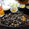 がすこん - 料理写真:鶏のもも焼き定食