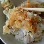 70270615 - ミニ穴子丼セット