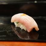 大政寿司 - 料理写真:ハマチのハラミ