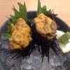 栄楽寿司 - 料理写真:紫うに