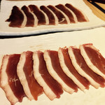 鴨と豚 とんぺら屋 - 鴨肉は胸肉とももの2種類を提供してもらえます