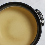蔵元直営 糀カフェ 悠久乃蔵 - 【黄金だし】カツオ節・焼きあご・さば節・うるめいわし節・しいたけ・昆布の6種類の選び抜いた素材のお出汁。