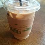 ダモ コーヒー ハウス - アイスラテ