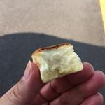 トレイズ - やわらかチーズ断面図