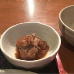 めしの助 - 鯖と玉ねぎのうま煮_アップ