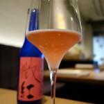 Tokyo Rice Wine - (2017/5月)スパークリング微紅