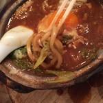 山本屋本店 - 麺リフトしてみました