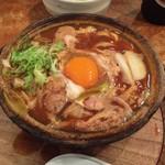 山本屋本店 - 名古屋コーチン入り味噌煮込みうどん