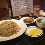 甲子園飯店 - 焼飯ランチ