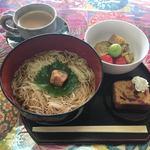 茶釜 セルフカフェ エルモット - 日替わりランチセット