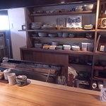 とりこころ - 皿は古いものを集めました