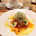 Pietro YASAI Café Deli&Pasta 京橋店 - ゼンパスタ トマトバジル