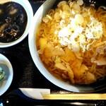 白鳥十郎そば本舗 - 料理写真:もち3ヶセット780円
