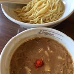 らーめんNageyari - つけ麺(税込800円)
