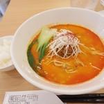 70284312 - 蜀伝汁有担々麺