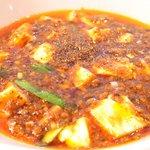 70284897 - 豆豉麻婆豆腐 1300円 の刺激的な辛さに変更した豆豉麻婆豆腐