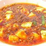 70284899 - 豆豉麻婆豆腐 1300円 の刺激的な辛さに変更した豆豉麻婆豆腐