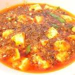 70284900 - 豆豉麻婆豆腐 1300円 の刺激的な辛さに変更した豆豉麻婆豆腐