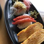 しゃぶしゃぶ太郎 - お寿司もあります