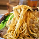 らーめんもりかわ - インスパイア(麺)
