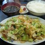 福村食堂 -