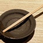 7029792 - お箸が差せるお皿です❢