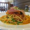 セル ペペネーロ - 料理写真:季節野菜とプロシュートのボモドーロフレスコ