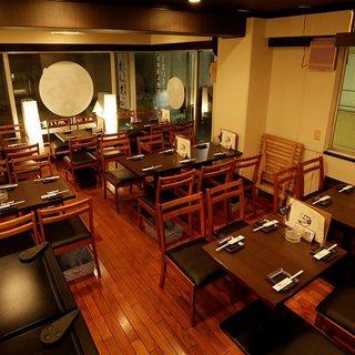 【貸切の完全個室】京橋の隠れ家へ