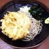 立ち食いそば 曙 - 料理写真: