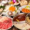 東海苑 - 料理写真:火鍋+中華コース3500円