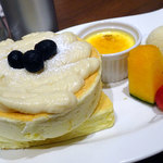 Sweets Smile - 豆乳パンケーキ