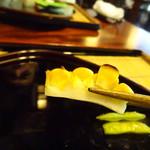 70294558 - 玉蜀黍(とうもろこし)のかまぼこ