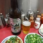 70295725 - 瓶ビールと味変部隊‼